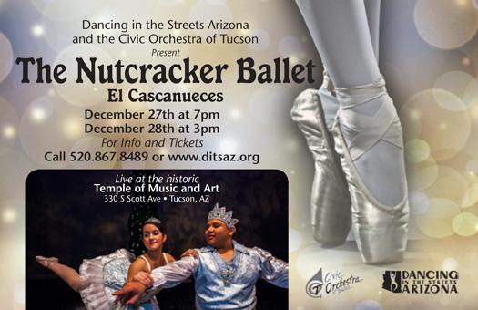 Nutcracker 2014 Postcard