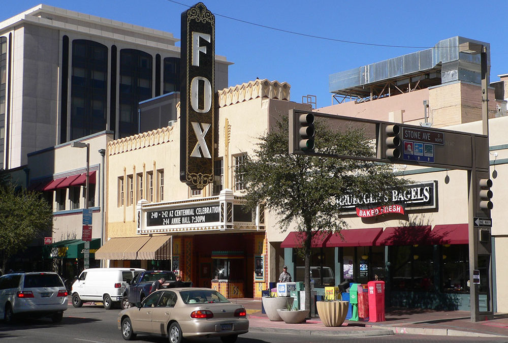 South Tucson's Dancing in the Streets [Arizona] to play the Fox Theatre… finally