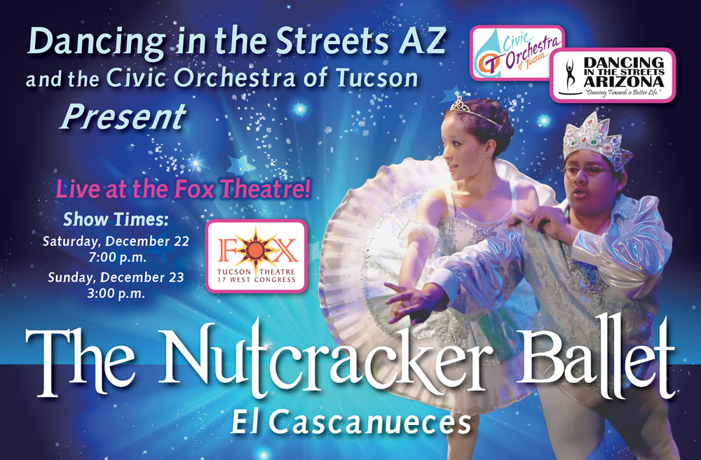 The Nutcracker 2012 Postcard