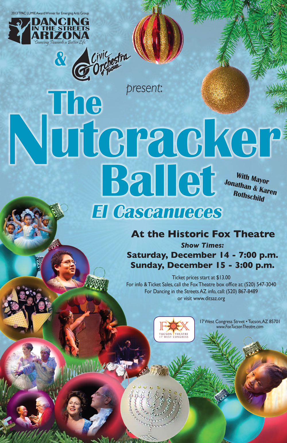 The Nutcracker 2013 Poster