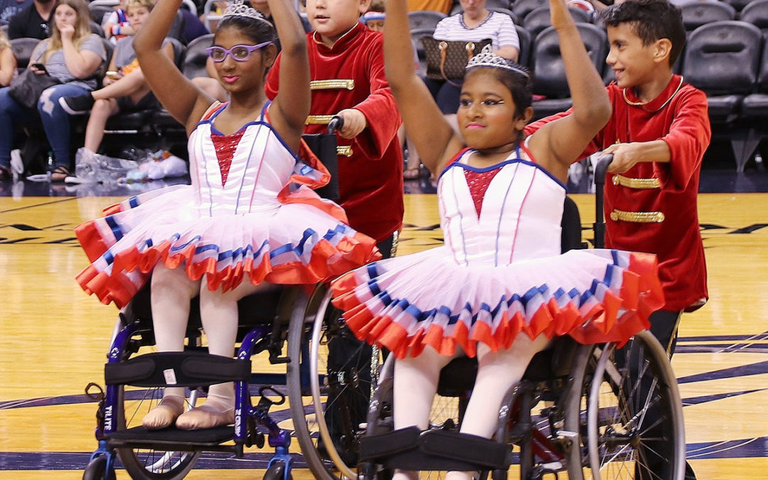 Photos from Harlem Globetrotters Half Time Show!