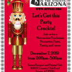 Nutcracker 2019 Fundraiser Flyer