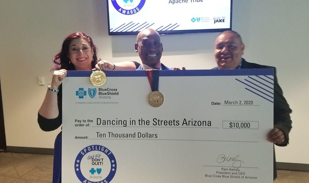 DITSAZ wins Business of the Year Award!
