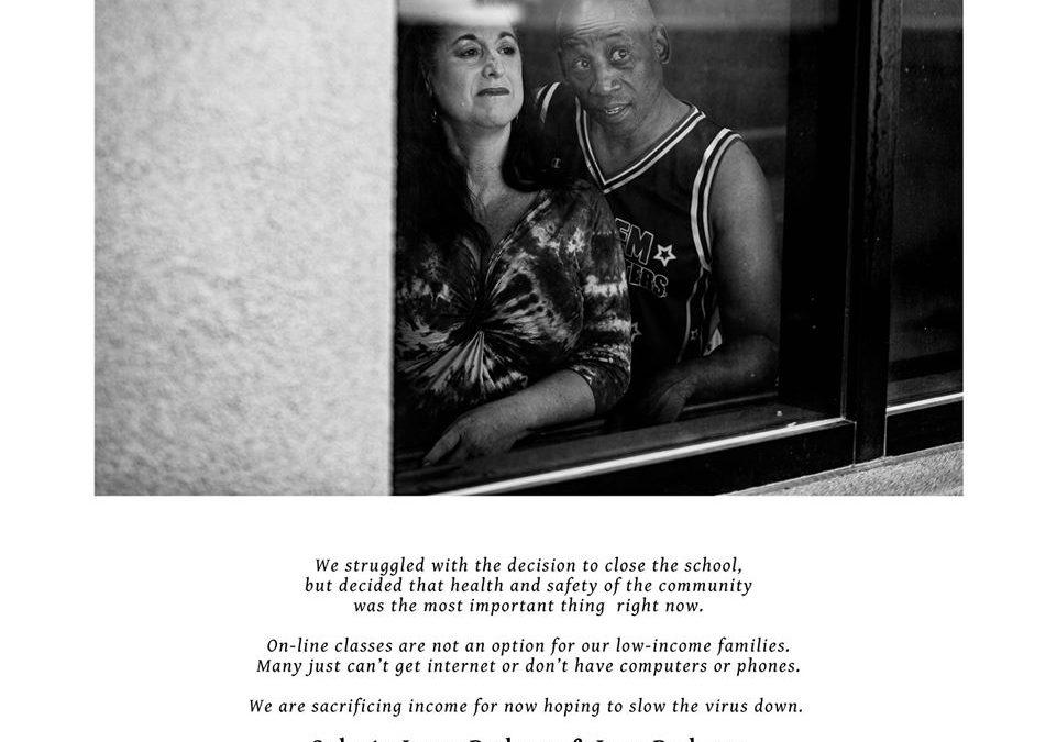 Pandemic Crisis Photo Essay