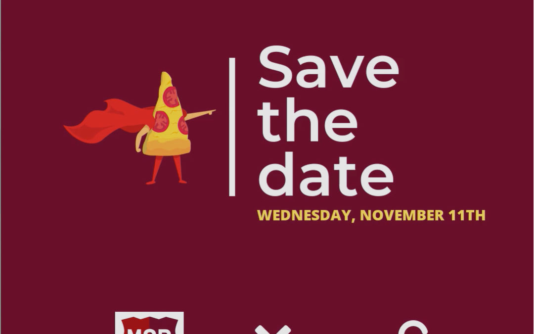 DITSAZ Fundraiser! Save the Date: Nov. 11, 2020