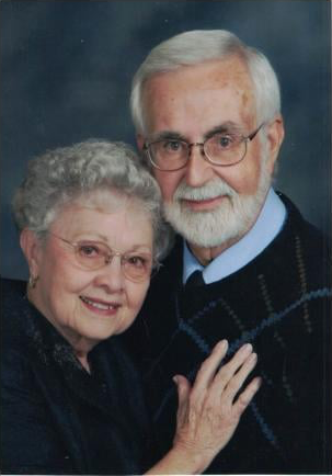 Robert and Wanda Stauffacher